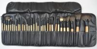 Профессиональный набор кистей для макияжа. 32 кисти