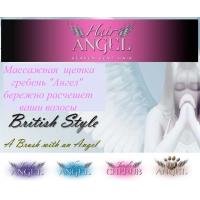Расческа антистатик  ANGEl