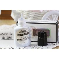 Клей для наращивания ресниц, безвредный для глаз,  доступен для беременных женщин