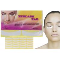 Тонкая гладкая прокладка для наращивания ресниц глаза для изоляции верхних и нижних ресниц - 10 пар
